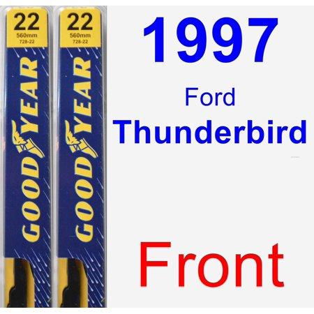 1997 Ford Thunderbird Wiper Blade Set/Kit (Front) (2 Blades) -