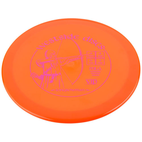 Westside Longbowman VIP Golf Disc Fairway Driver: Assorted Colors