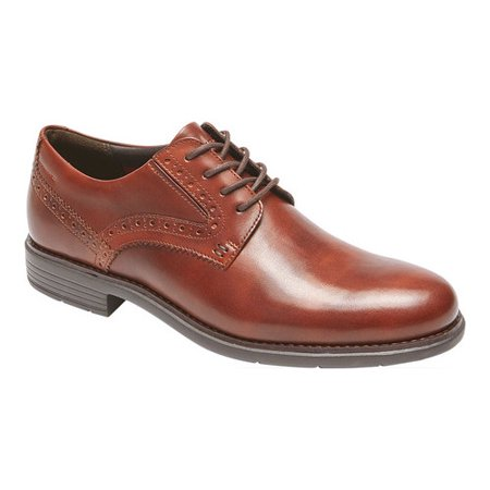 Mens Rockport Total Motion Plain Toe Oxford