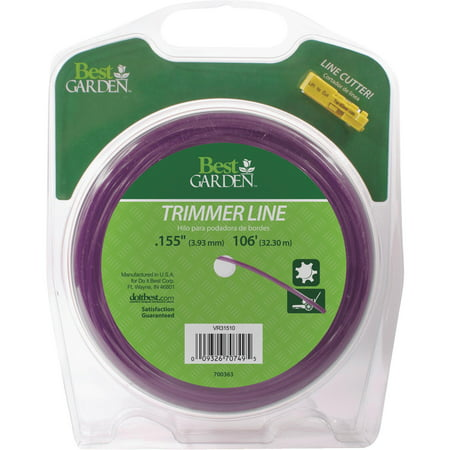 Best Garden 7-Point Trimmer Line