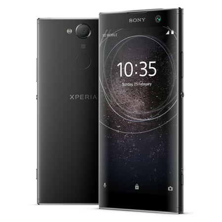 Sony Xperia XA2 H3123 32GB Unlocked GSM 4G LTE Android Phone w/ 23MP Camera - Black (Certified