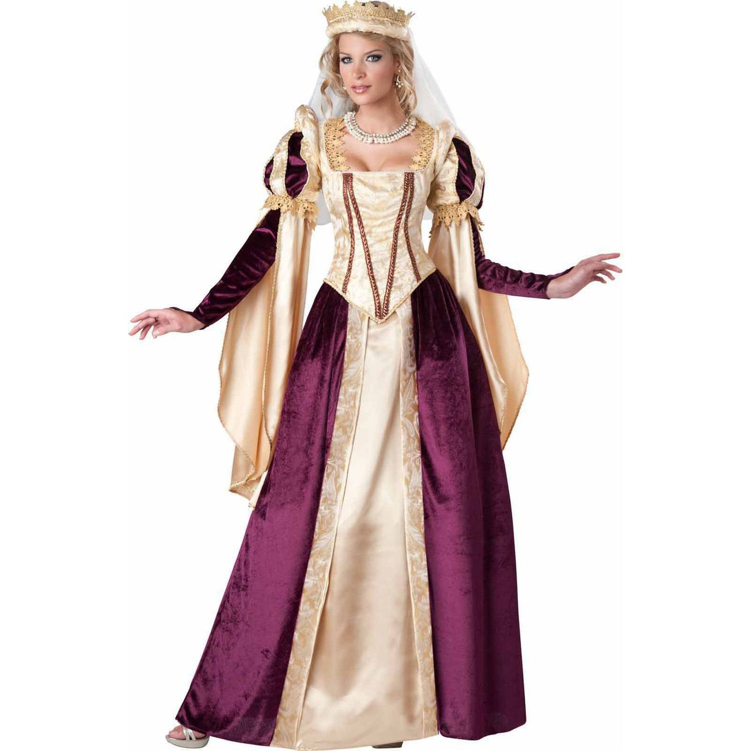 Renaissance Princess Women's Adult Halloween Costume