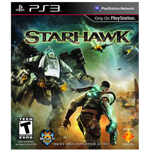 Starhawk (PS3) - Pre-Owned