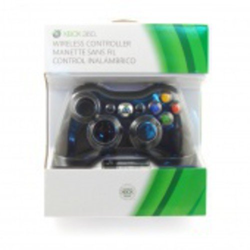 Xbox 360 Wireless Controller - Black (Xbox 360)