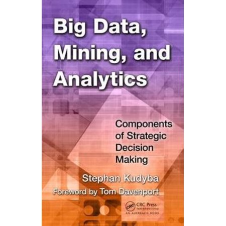 Big Data  Mining  And Analytics  Components Of Strategic Decision Making