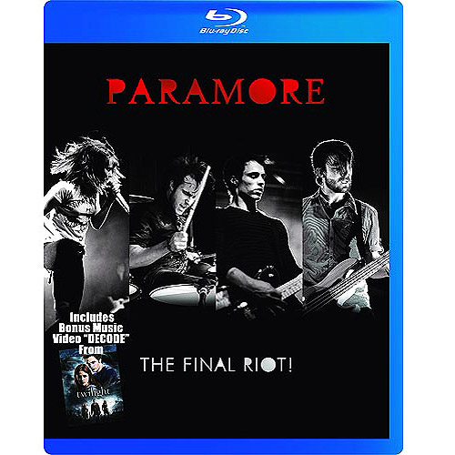 Paramore: The Final Riot! (Blu-ray) (Widescreen)