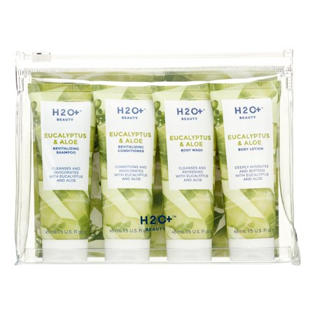 H2O Plus Travel Friendly Eucalyptus Aloe Favorites 4 Piece Set](Hbo Adult)