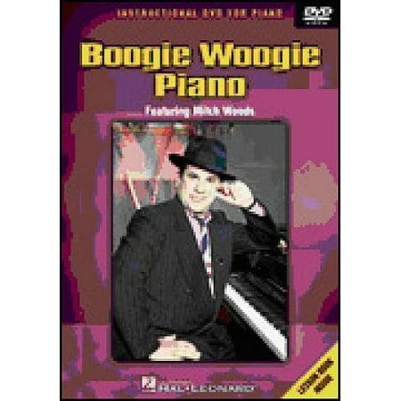 Boogie Woogie Piano (DVD)