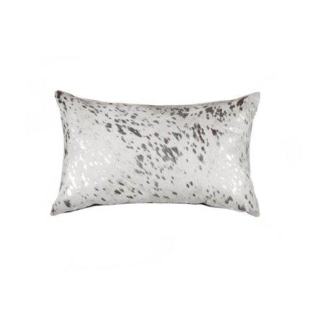 HomeRoots Decor,Torino Scotland Cowhide Pillow 12