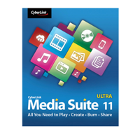 CyberLink Media Suite 11 Ultra Electronic Download