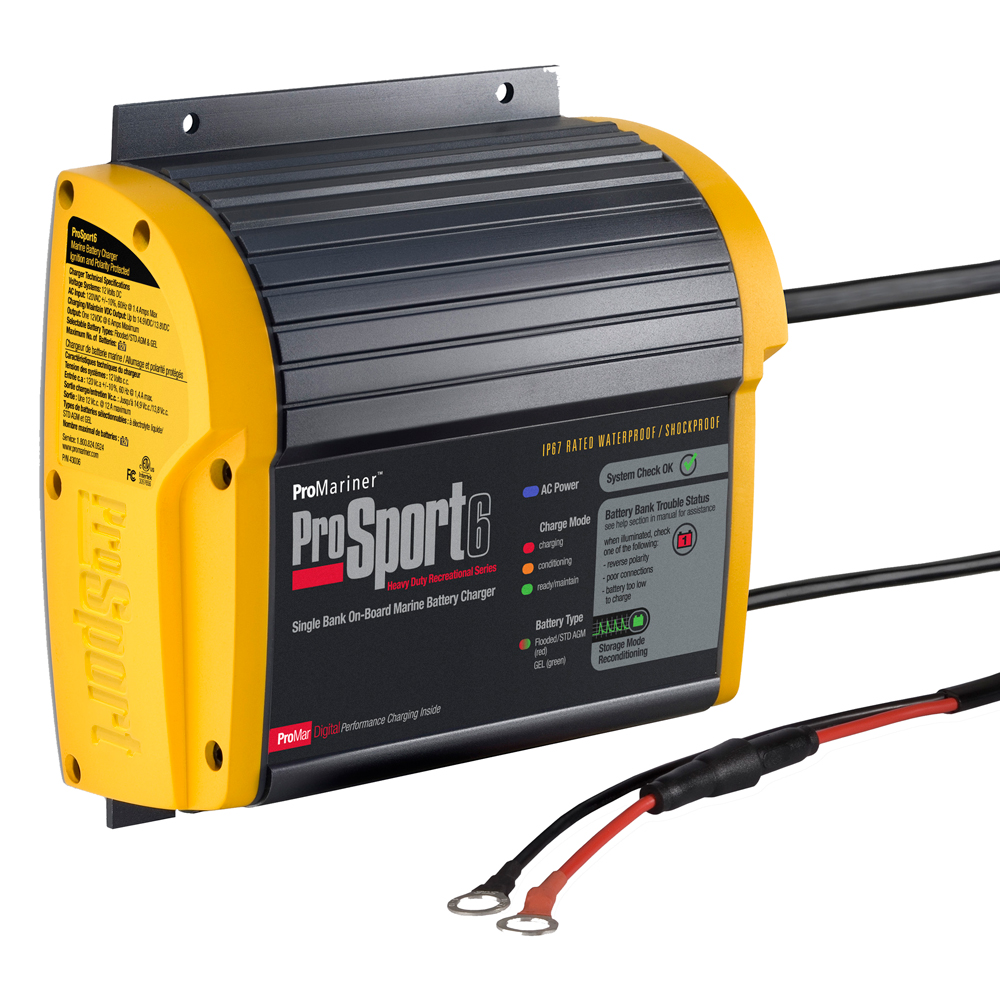 Promariner ProSport PFC Battery Charger