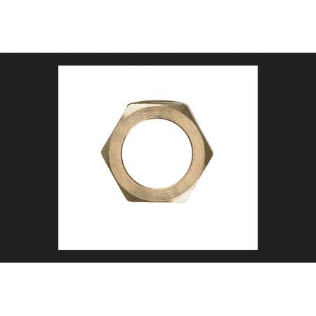 JMF 7/8 in. Dia. x 7/8 in. Dia. Brass Less than 0.25% Compression Nut