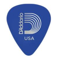 Planet Waves Delrin #351 Standard Guitar Picks - 39mm-Blue, bag of 100