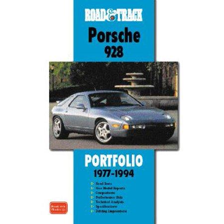 Road & Track on Porsche 928 Portfolio 1977-1994 (Track Portfolio)