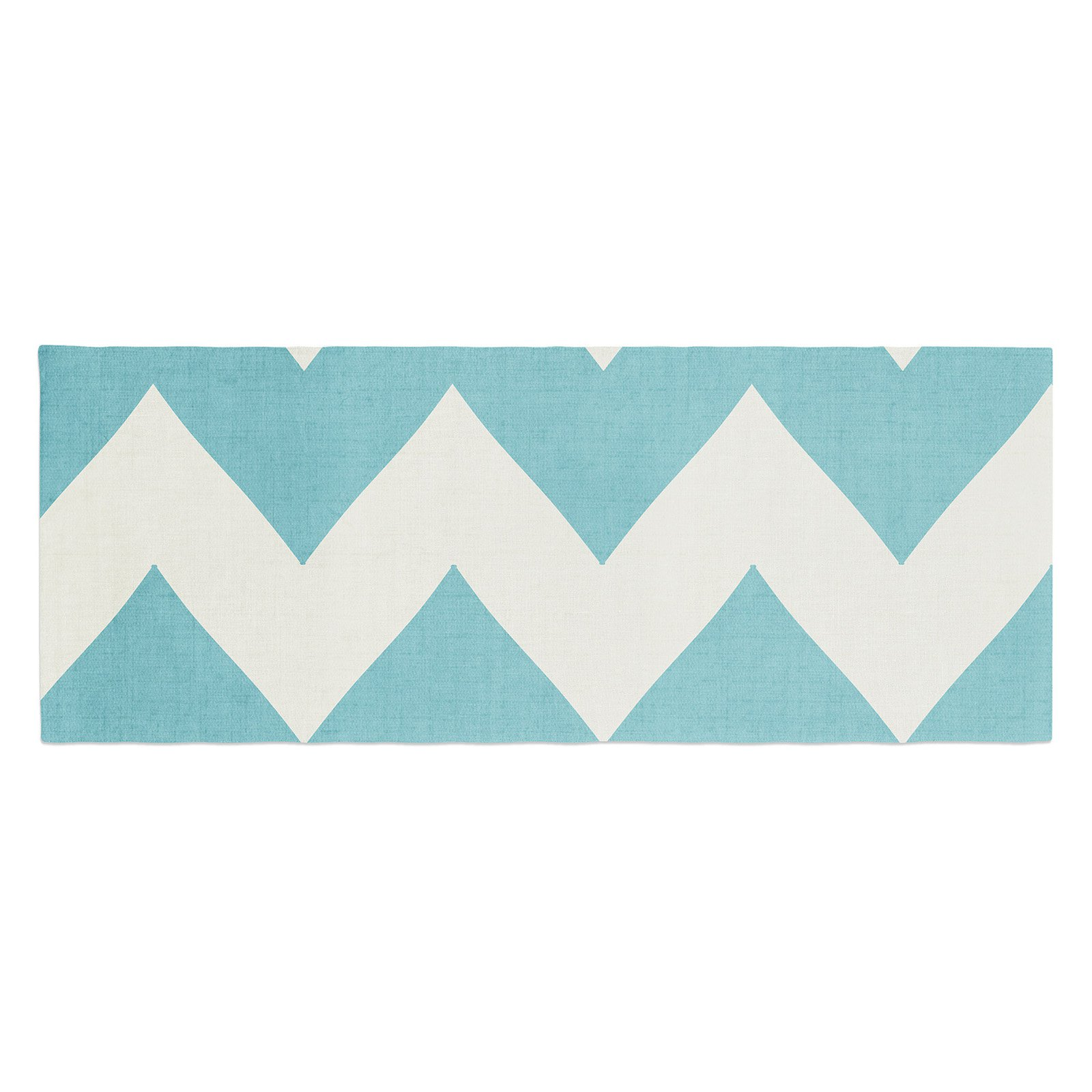Catherine McDonald Salt Water Cure Bed Runner by Kess InHouse