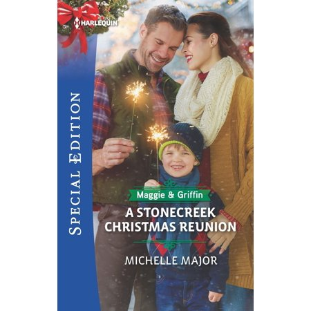 Maggie & Griffin: A Stonecreek Christmas Reunion (Paperback) ()
