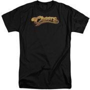 Cheers Cheers Logo Mens Big and Tall Shirt