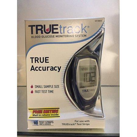 Monitoring Starter Kit - TRUEtrack Smart System Starter Kit, Glucose monitoring system By Nipro