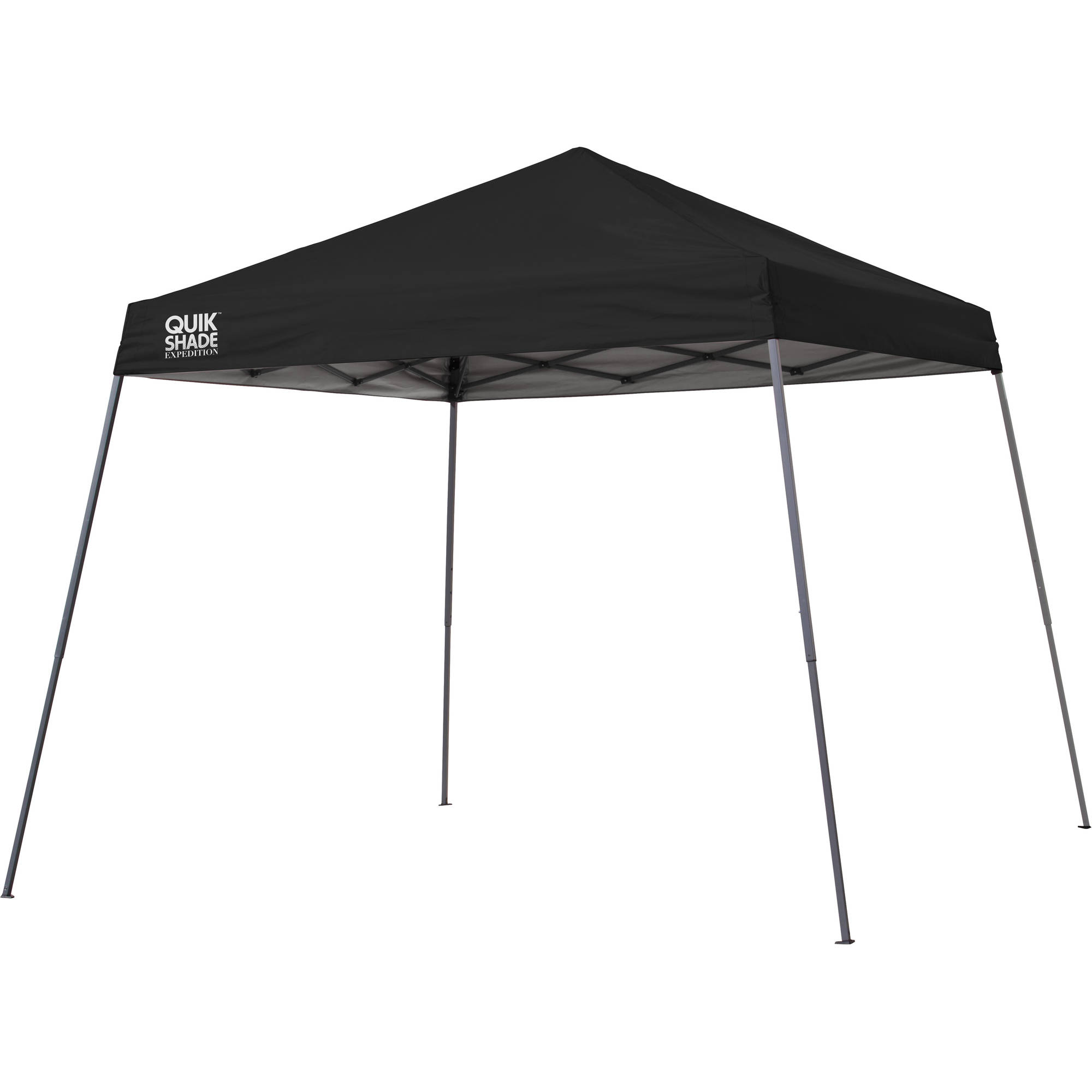 Quik Shade Expedition 10u0027x10u0027 Slant Leg Instant Canopy (64 sq. ft  sc 1 st  Walmart & Quik Shade Expedition 10u0027x10u0027 Slant Leg Instant Canopy (64 sq. ft ...