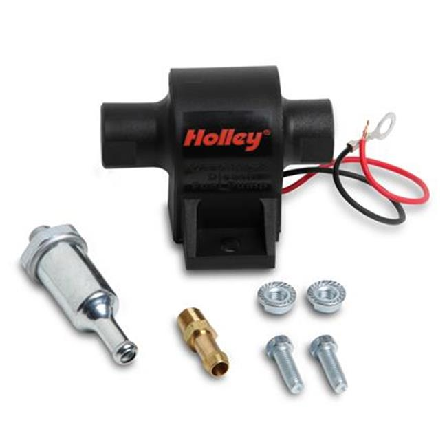 HOLLEY 12426 Fuel Pump Electric - 25 Gallon Per Hour