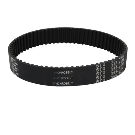 Unique Bargains S5M 71 Teeth Engine Timing Belt Rubber Geared-Belt 355mm Girth 20mm Width - image 1 of 1