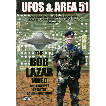 UFOs & Area 51 2: Bob Lazar (DVD) ()