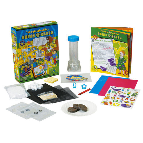 The Young Scientists Club The Magic School Bus: Going Green