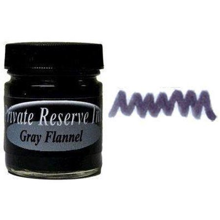 Private Reserve Ink 66ml Bottle Fountain Pen Ink - Gray Flannel (14-gf) ()