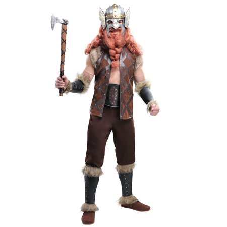 Viking Barbarian Men's Costume (Viking Costume For Women)