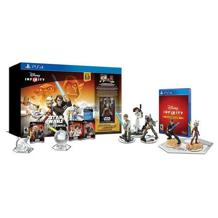Image of Disney Infinity 3.0: Star Wars Saga Bundle - PlayStation 4