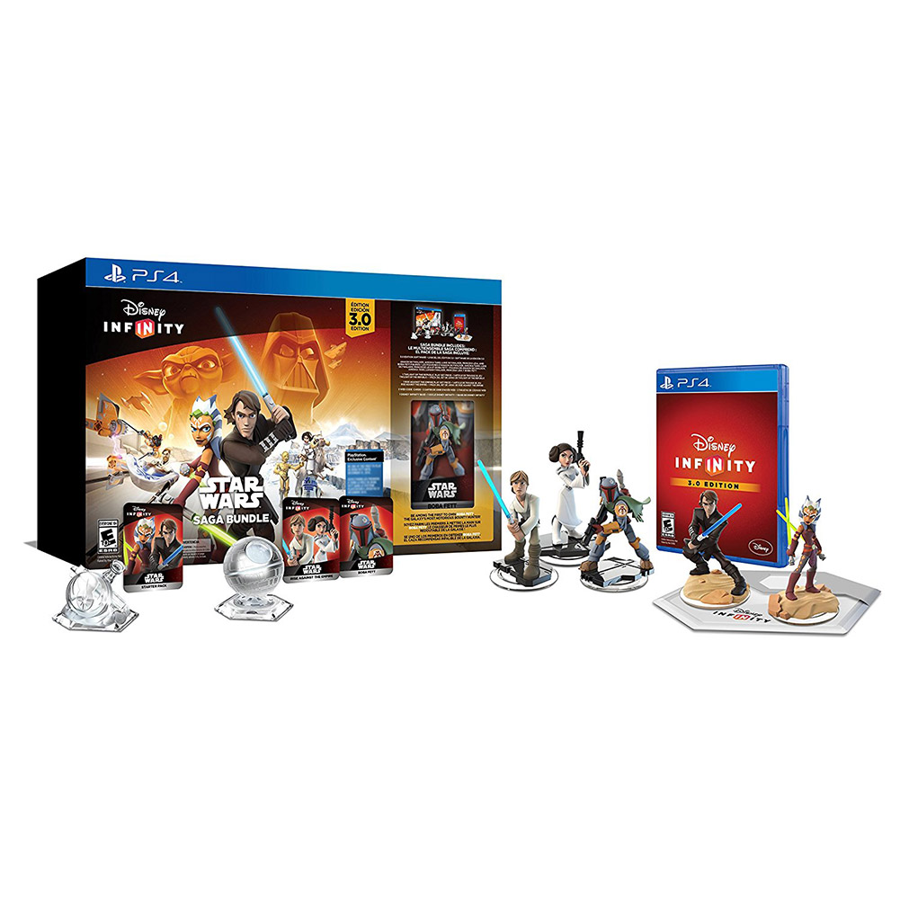 Disney Infinity 3.0: Star Wars Saga Bundle - PlayStation 4
