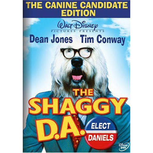 Walt Disney Pictures Presents: The Shaggy D.A. - The Canine Candidate Edition (Widescreen)