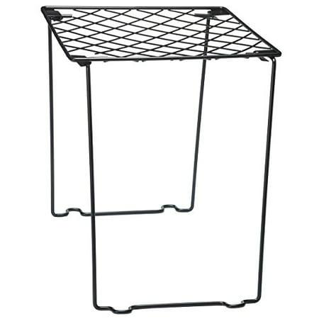 Stacking Locker - 3C4G Three Cheers for Girls Lockers 101 Stack it Up Shelf for Locker, Black