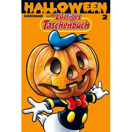 Lustiges Taschenbuch Halloween 02 - eBook](Lustige Gruselgeschichte Halloween)