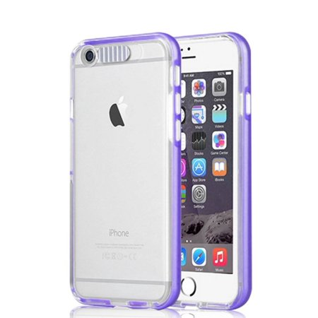 Iphone 6s Case, Gold Cherry Iphone 6s Incoming Call Flash Message Blink Hybrid Cover Case for Iphone 6s & Iphone 6