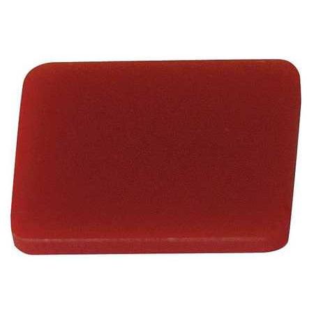 EATON 28-5863-2 Rocker Switch Lens,Red ()