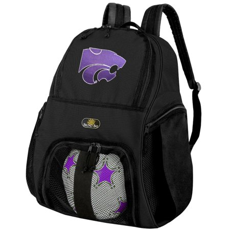 89d24c03823 Kansas State Soccer Backpack or K-State Volleyball Bag - Walmart.com