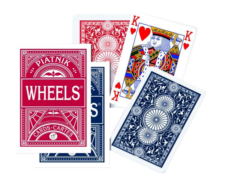 55-Piece Piatnik 1541 Shoes Card Game
