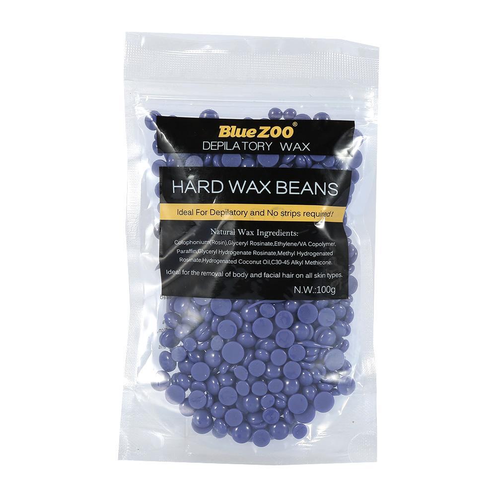 Yosoo 10Types 100g/Bag No Strip Depilatory Arm Leg Hair Removal Hard Wax Waxing Beans ,Wax Bean, Hard Wax