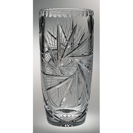 Pinwheel Crystal Vase Compare Prices At Nextag