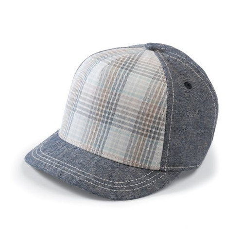 San Diego Hat Co Kids' Plaid Tucker Hat