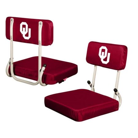 Oklahoma Hard Back Stadium Seat