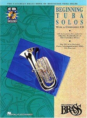 Canadian Brass Book of Beginning Tuba Solos by