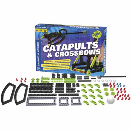 Catapults   Crossbows Kit  90  Pieces