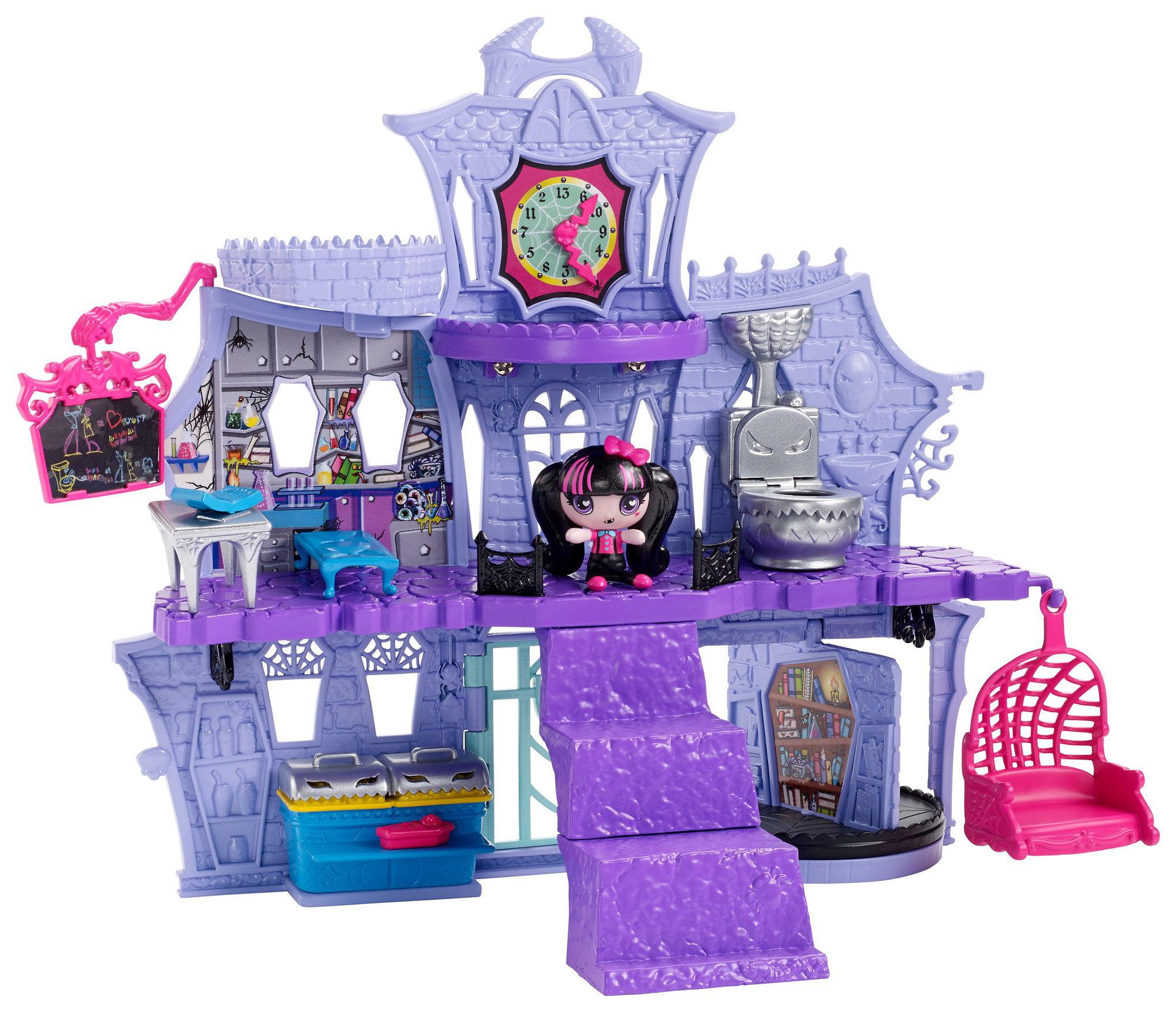 Monster High Minis Playset by Mattel