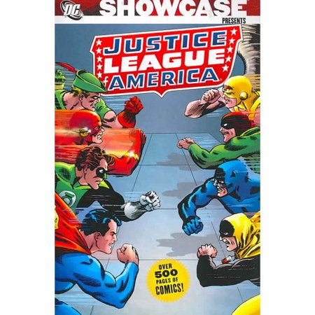Showcase Presents Justice League of America 3