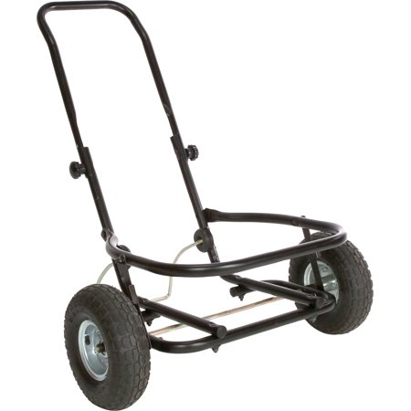 Miller Mfg Co Inc P-Little Giant Muck Cart- Black 350 Lb Capacity ()