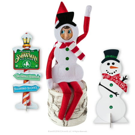 - Claus Couture Silly Snowman
