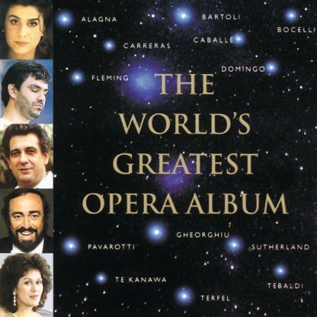 The Greatest Opera Show On Earth