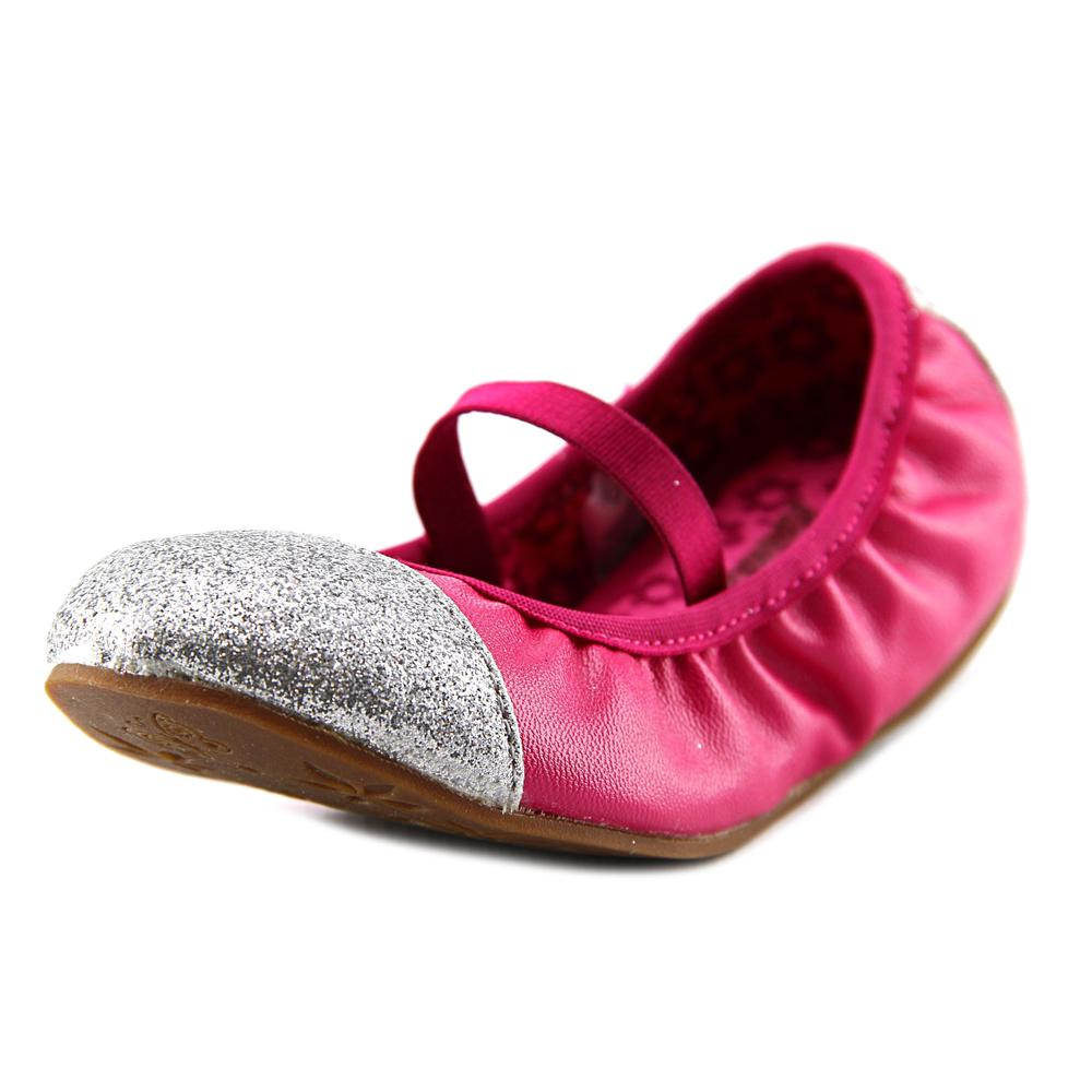 Hanna Andersson Greta   Round Toe Synthetic  Ballet Flats